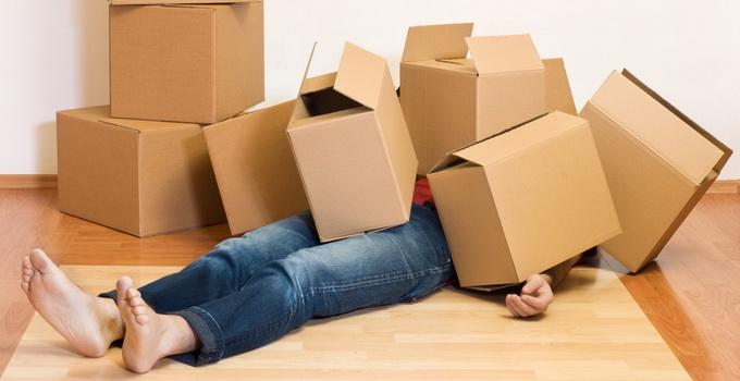 перевозка квартиры